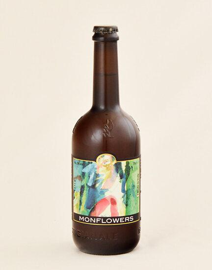 Monflowers - birra bianca 75cl