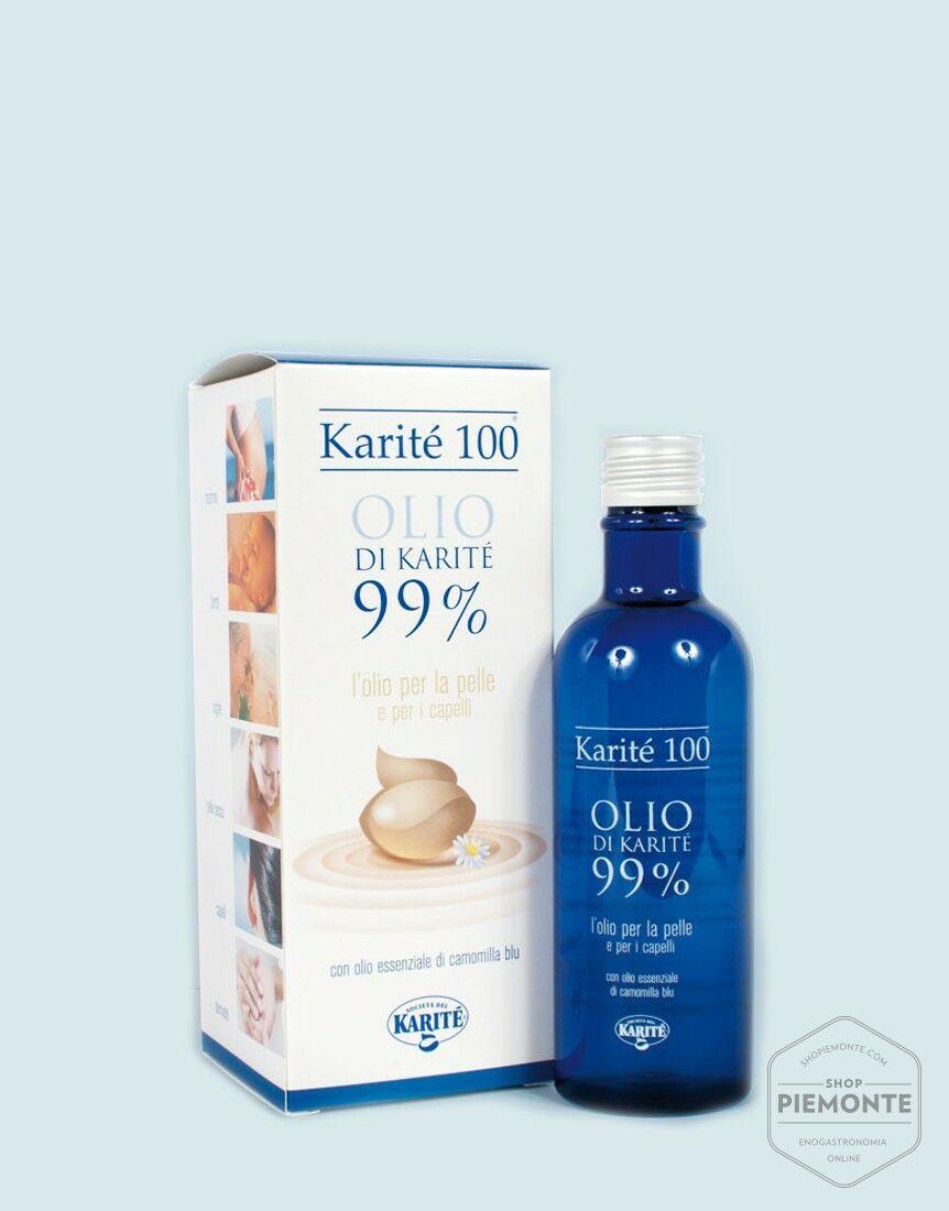 Karitè 100 Olio di Karitè 200 ml