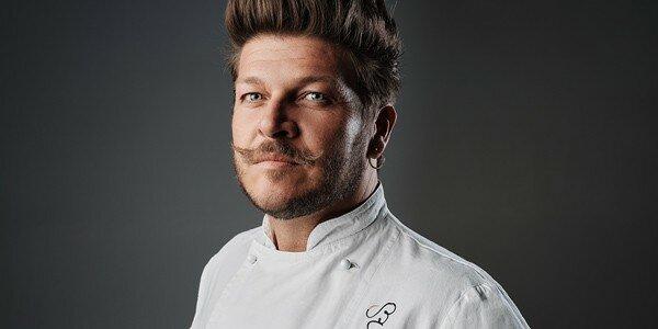 Chef Diego Bongiovanni