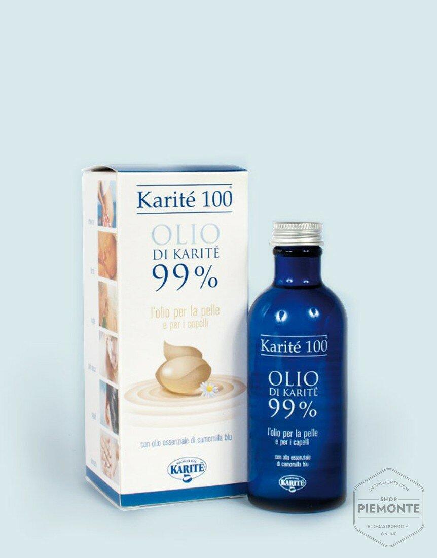 Karitè 100 Olio di Karitè 100 ml