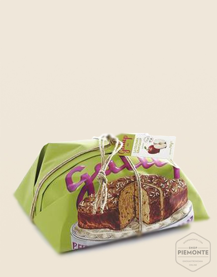 Colomba with Apples
