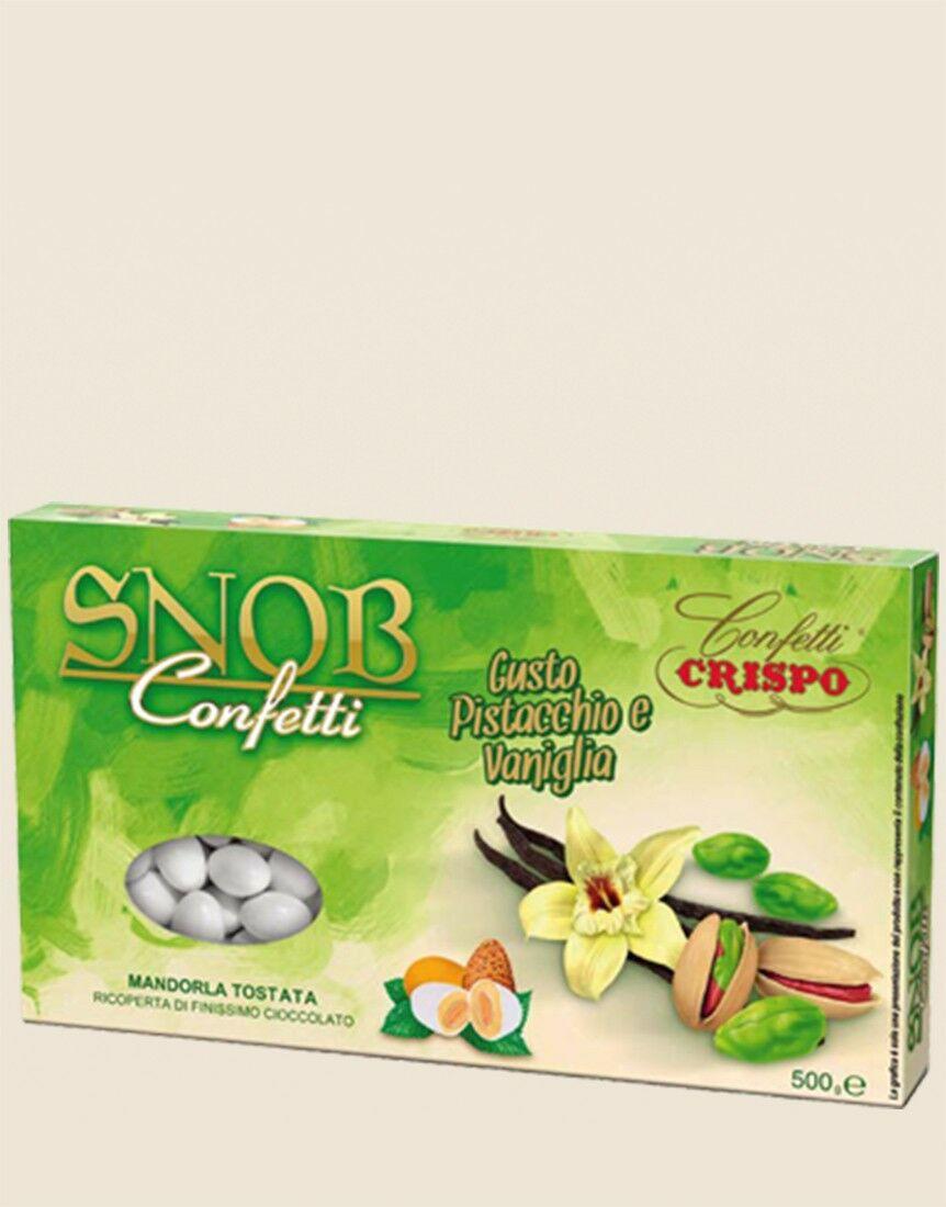 Confetti Snob Pistacchio e Vaniglia