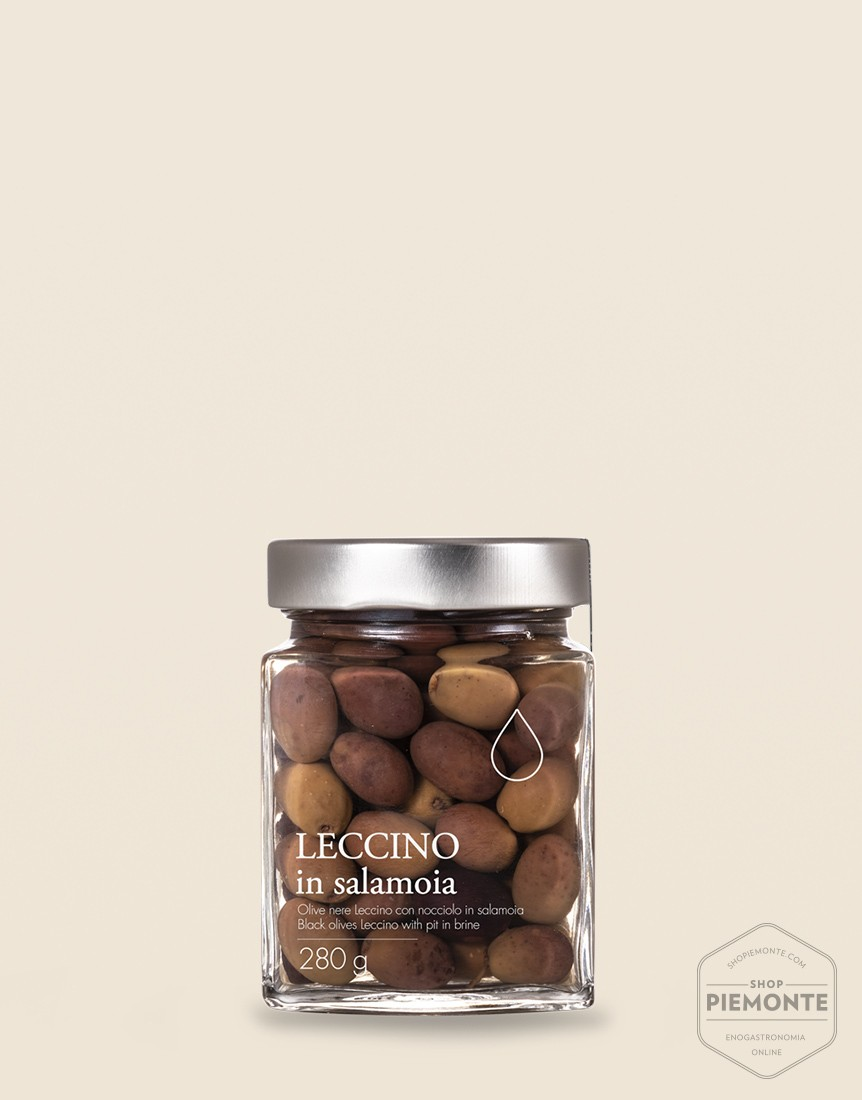 Olive Nere Leccino in salamoia