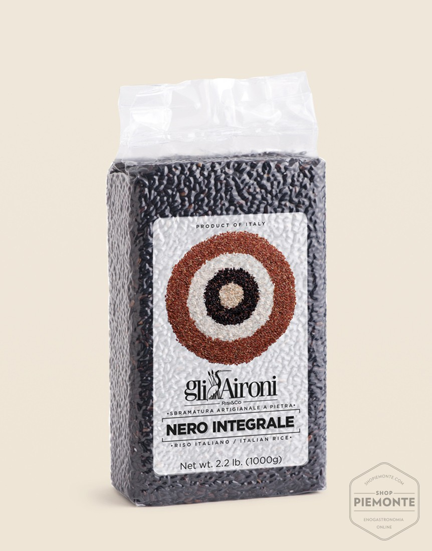 Unrefined Black Rice - 1kg