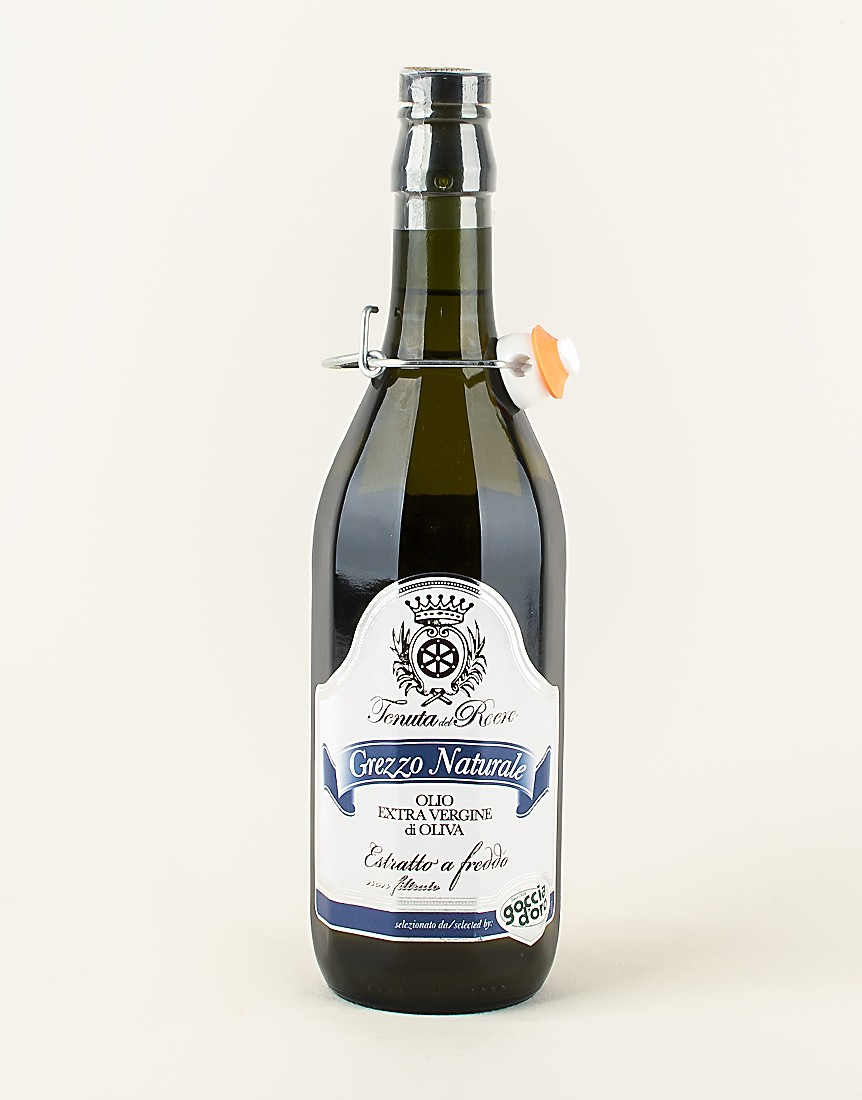 Crude Extra Virgin Olive Oil