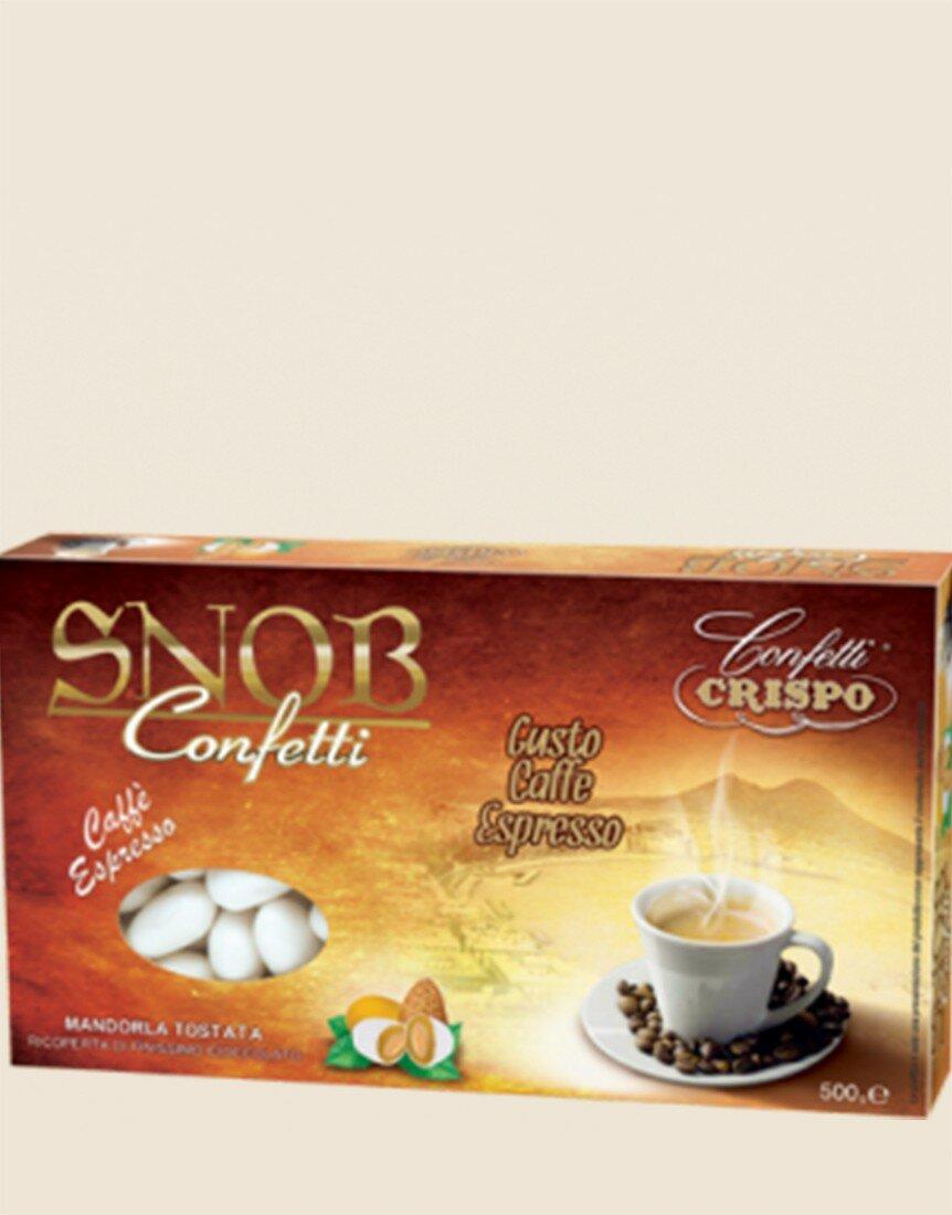 Confetti Snob Gusto Caffè Espresso