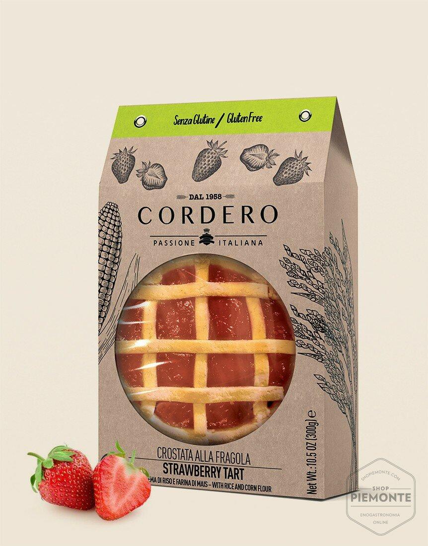 Crostata Fragola 300g