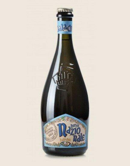 Nazionale - Birra Baladin bionda 75cl