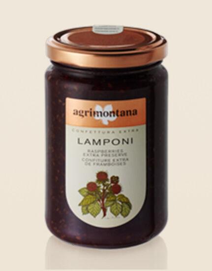Extra Raspberry jam