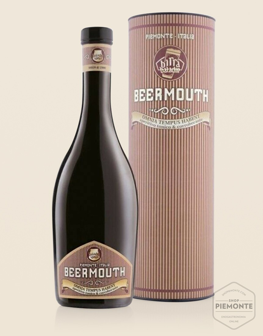 Beermouth con astuccio cilindro