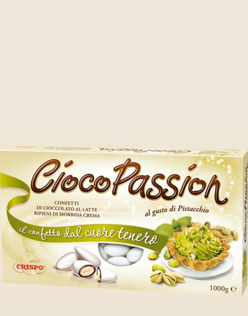 CiocoPassion Pistachio Dragées