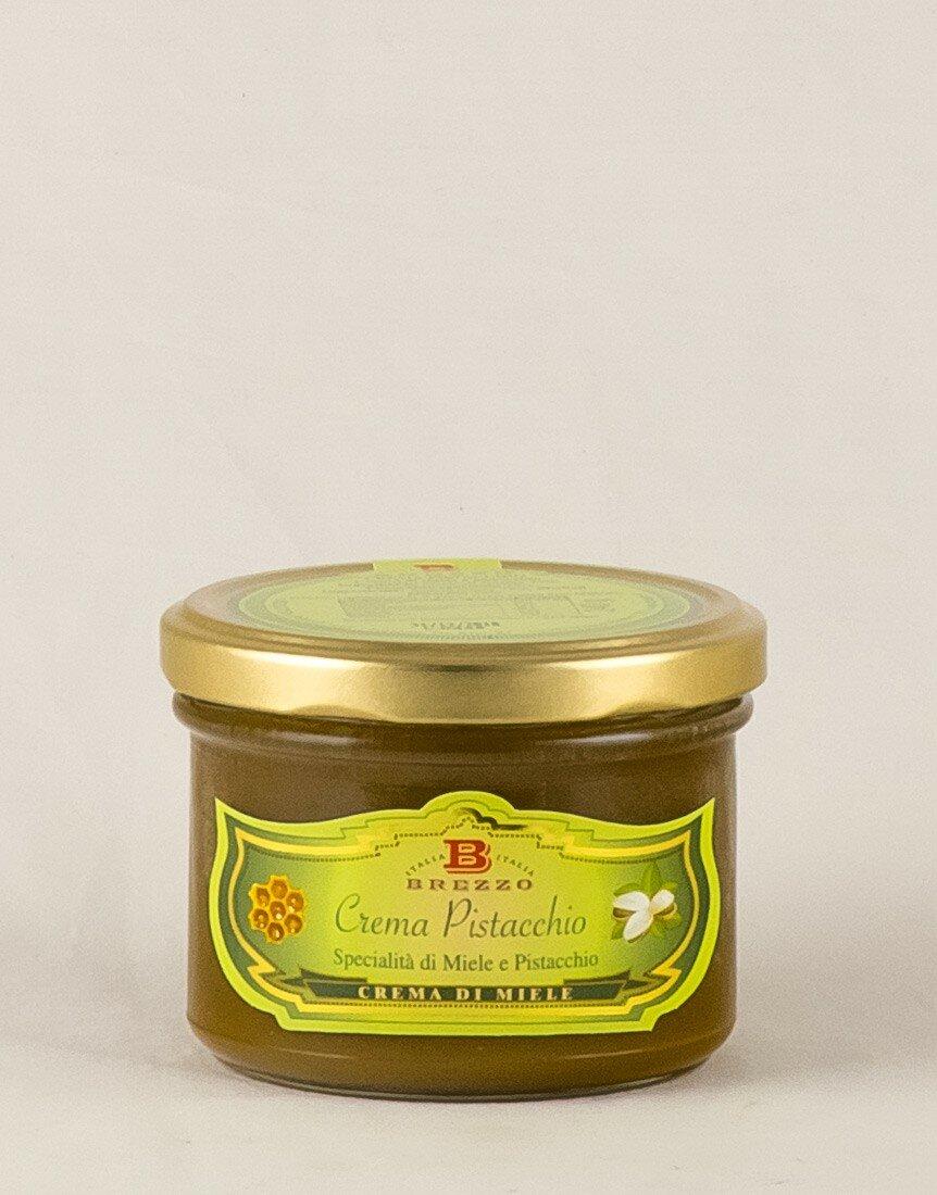 Creamed Honey Pistachio